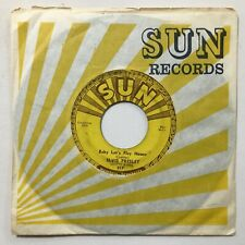 ELVIS PRESLEY Baby Let's Play House I'm Left You're Right Sun 217 strVG