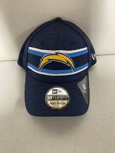 New Era 39thirty Los Angeles Chargers NFL Fitted Cap Size Small/Medium NWT