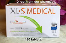 XLS Medical Fat Binder Weight Loss Aid,  180 Tablets.