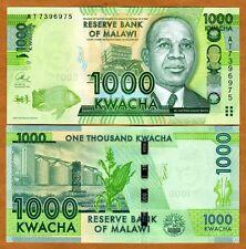 Malawi, 1000 Kwacha, 2013, P-New, UNC