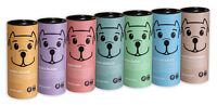 Pooch and Mutt Dog Treats Tub 125g Calm Active Digestion Breath Brain Puppy