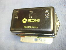51 52 53 54 55 Dodge truck Autolite voltage regulator