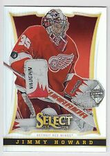 JIMMY HOWARD 2013-14 Panini Select Hockey Prizm Card #61 Red Wings N14