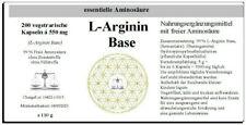 L-Arginin Base 5000  -  eine besondere Aminosäure ! - 99 % Hochrein