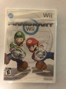 Nintendo Mario Kart Wii Game Sealed brand New