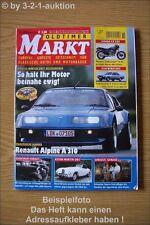 Oldtimer Markt 11/04 Honda CX Alpine A 310 Aston Martin