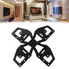 "For 32-60"" LCD LED Plasma TV Wall Mount Bracket Extenders Plate VESA 400X400mm"
