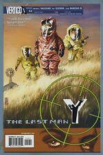 Y: The Last Man #12 2003 [Brian Vaughan, Pia Guerra] DC Vertigo m