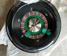 "Antique Jeu De Roulette Wheel 12 inch Jeux De precision ""Jost"" Nos Collectible"