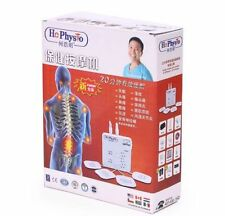 Dr.HO's Digital Meridian Physiotherapy Dual Double Muscle Massage Set Machine