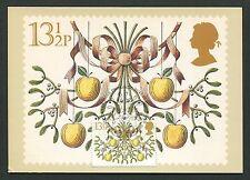 GB UK MK 1980 CHRISTMAS WEIHNACHTEN MAXIMUMKARTE CARTE MAXIMUM CARD MC CM d6483