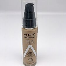 Almay Foundation Tlc Truly Lasting Color 16 Hr Makeup 220 Neutral Hypoallergenic
