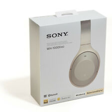 SONY WH-1000XM2  Bluetooth ANC Wireless Kopfhörer Active Noise CHAMPAGNE GOLD