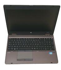 Ordinateur portable 15' HP ProBook 6570b i3 8Gb de Ram SSD 512 Go