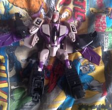 Transformers Animated: Voyager Class Blitzwing-selten