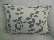 "ROMO FABRIC ODILLE OBLONG CUSHION 20"" X 14 ""(51 CM X 36 CM)DOUBLE SIDED"
