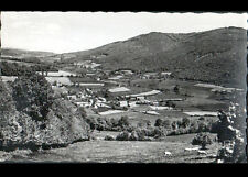 LE MONT BEUVRAY (71) VILLAS & FERMES , BOVINS en PATURAGE en 1955
