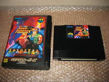 SHOCK TROOPERS 1 NEO GEO HOME CART AES IMPORT CONVERSION FOR CONSOLE