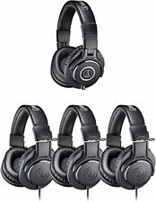 Audio-Technica ATH-PACK4 Professional Headphones Studio Pack NEW FREE 2DAY!