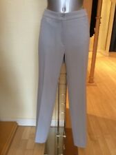 "Riani Trousers Size 18 BNWT Light Grey 32"" Inside Leg RRP £165 Now £74"