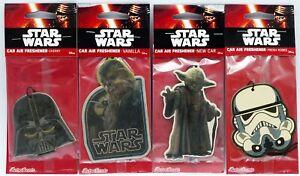 Car Air Freshener Disney Star Wars Scent Clip Strip - Cool Air  Fragrance Scent