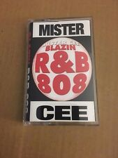 DJ MISTER CEE Blazin R&B 808 90s Rnb Tape Kingz NYC Mixtape Cassette Tape