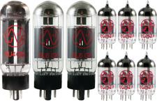 Tube Set - for Fender Concert JJ Electronics APEX Matched Power Tubes