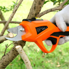 Electric 3.6V Battery Cordless Secateur Branch Cutter Pruning Garden Tool
