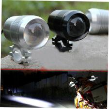 Motorcycle 12V 30W XML U2 LED Fog Spot Head Light Waterproof Working Lamp