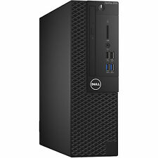 Dell OptiPlex 3050 SFF i5-6500 upto 3.60GHz 4GB 500GB AMD R5 430 DVD-RW 3YR WRTY