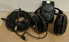 ASTRO Gaming A40 TR Headset + MixAmp Pro TR for PlayStation 4, PS3, PC +Must See