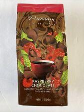 EXP 10/19 Publix Premium Limited Edition Raspberry Chocolate Ground Coffee 12 oz