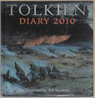 TOLKIEN 2010 DIARY ~ TED NASMITH ~ LORD OF THE RINGS Hobbit UNFINISHED TALES HC