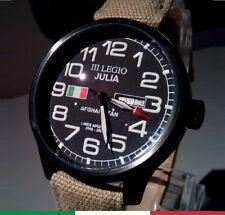 Orologio Militare it TERZA LEGIO Julia REGULAR Datario Alpini disp. da Maggio