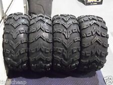 "26"" KENDA BEAR CLAW EVO ATV TIRES 26X9-14 FRONT & 26X11-14 REAR COMPLETE SET 4"