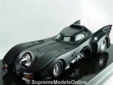 BATMAN BATMOBILE RETURNS CAR MODEL 1/24TH SIZE HOTWHEELS BLY51 VERSION R0154X{:}