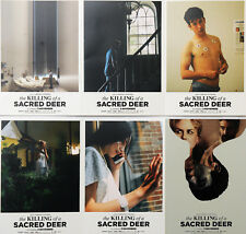 THE KILLING OF A SACRED DEER FILM POSTCARDS x 6 NICOLE KIDMAN BARRY KEOGHAN