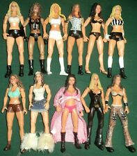 WWE WRESTLING FIGURE CHOOSE DIVAS WOMEN LADIES WWF JAKKS