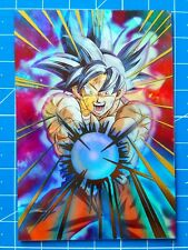 Dragon Ball Fan - Custom Card PrismCard Songoku Migatte Dorure Gold - FullFrame