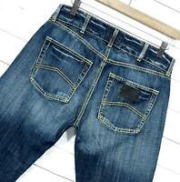 ⭐ Mens AJ Armani Jeans regular straight leg denim indigo series 007 size W32 L30