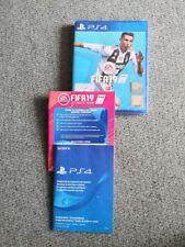 FIFA 19 - Standard Edition PlayStation 4 neu und OVP + Ultimate Team Voucher