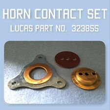 Land rover series 1 horn button contact set 323855