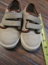 Polo By Ralph Lauren Boys Sneakers / Shoes sz 7.5 Kids Children's Toddler