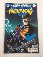 Nightwing #3 Oct 2016 DC Universe Rebirth
