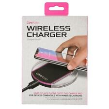 CoreAudio Wireless Charger Pad Charging Dock Station - Pink - NEW!!!