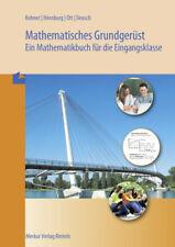 Mathematisches Grundgerüst: Ein Mathematikbuch für die Eingangsklasse. Beruflich