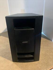 Bose Lifestyle PS28 III Black Subwoofer For V35 AV35 V25 PS28 Working!!