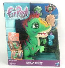 FurReal Friends Munchin Rex T-Rex Dinosaur Interactive Toy Cute Gift