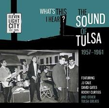 What's This I Hear? - The Sound Of Tulsa 1957-1961 - Various Artists (NEW CD)