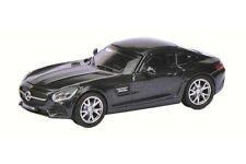 Mercedes Benz AMG GTS Negro 26205 Schuco Edición 1:87